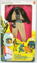 Big Jim - Spy series - A.T.V. Driver outfit (ref.4076)