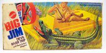 Big Jim Adventure series - Devil River Trip (ref.90-7310) mint in box