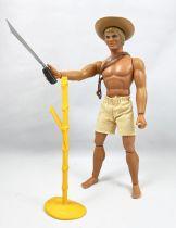 Big Jim Adventure series - Mattel - Big Jeff (ref.9934)