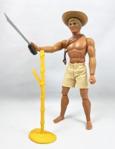 Big Jim Adventure series - Mattel - Big Jeff (ref.9934)