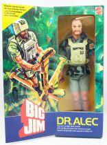 Big Jim Commando series - Dr. Alec (ref.9300) mint in box