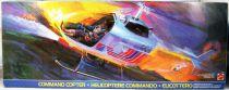 Big Jim Commando series - Mint in box Command Copter (ref.9583)