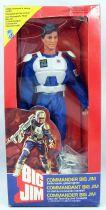 Big Jim Commando series - Mint in box Commander Big Jim (ref.9269)