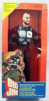 Big Jim Commando series - Mint in box Professor Obb Overlord (ref.9270)