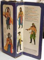 Big Jim Pirates series - Mint in box Captain Drake (ref.2261)
