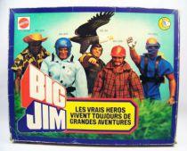 Big Jim Série Aventure - Big Jack - Pack Promotionnel Aventures (ref.0601)