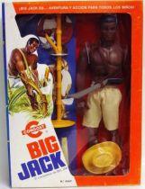 Big Jim Série Aventure - Big Jack neuf en boite (ref.4347) - Congost