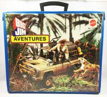 Big Jim Série Aventure - Collector Carry Case / Mallette de Transport (ref.90-9353)