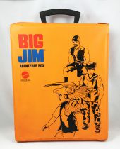 Big Jim Série Aventure - Collector Carry case / Mallette de transport (ref.9323)