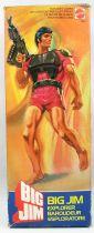 Big Jim Série Commando - Big Jim Baroudeur neuf en boite (ref.1029)