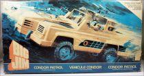 Big Jim Série Commando - Vehicule Condor Patrol (ref.9420)