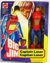 Big Jim Série Espace - Captain Laser (ref.3264)