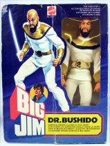 Big Jim Série Espace - Dr. Bushido neuf en boite (ref.3247)