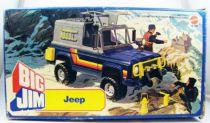 Big Jim Série Espionnage - Jeep / Voiture Tout Terrain 004 (ref.5258) occasion en boite