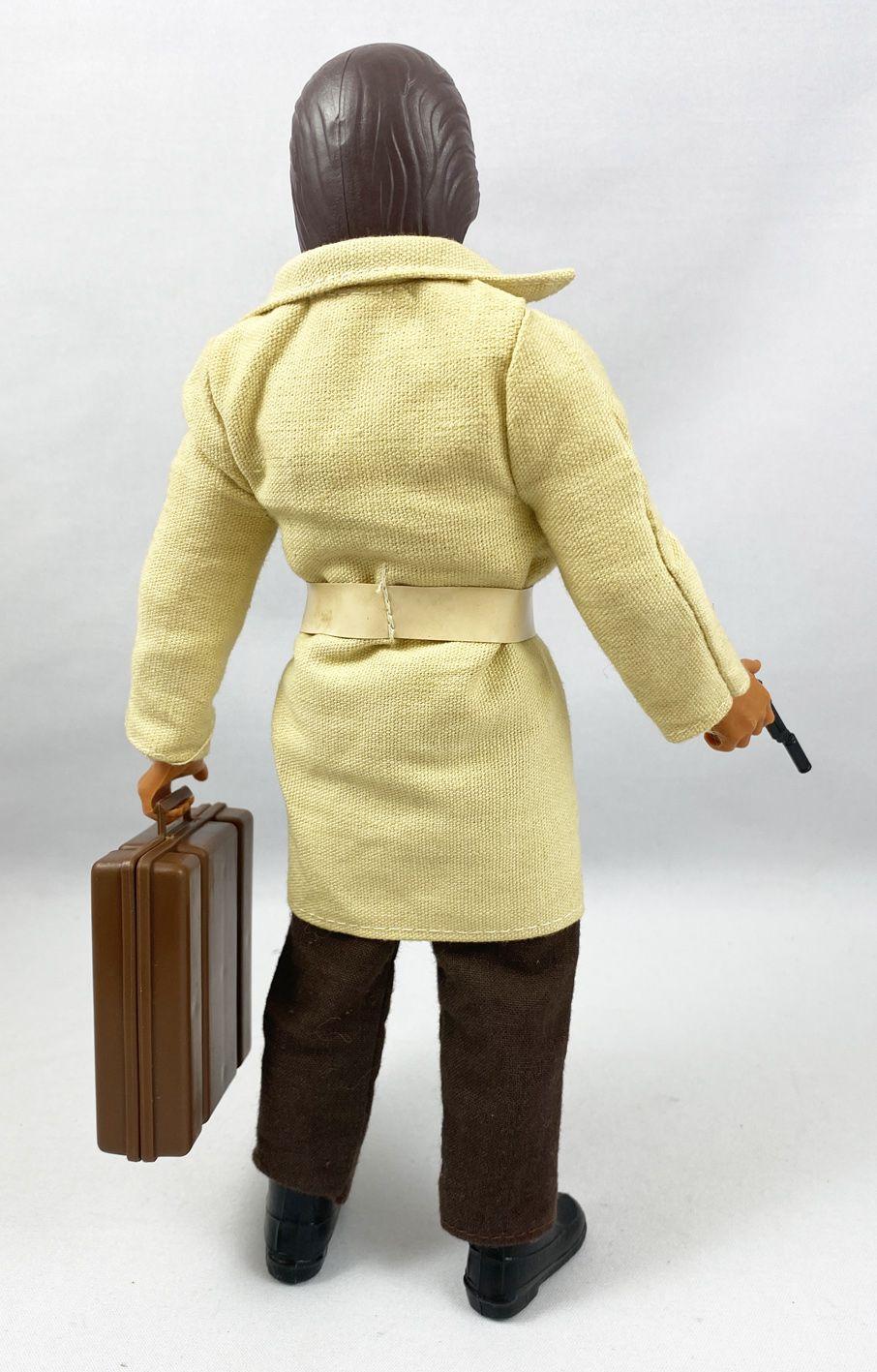 Big Jim Série Espionnage - Mattel - Big Jim Agent Secret 004 (ref.2687) version 4 masques