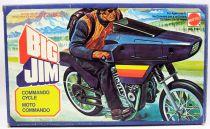 Big Jim Série Espionnage - Moto Commando (ref.5141)