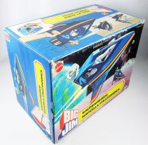 Big Jim Série Espionnage - Space Spy Vehicle / Vehicule Spatial neuf en boite (ref.4191)