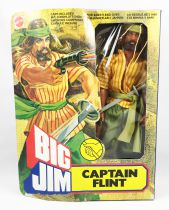 Big Jim Série Pirates - Captain Flint (ref.2263) Mattel (occasion en boite)
