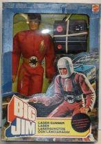 Big Jim Space series - Mint in box Laser Gunner Big Jim (ref.4070)