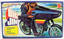 Big Jim Spy series - Commando Cycle (ref.5141)
