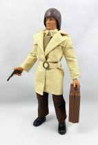 Big Jim Spy series - Mattel - Big Jim Secret Agent 004 (ref.2687) 4 masks version
