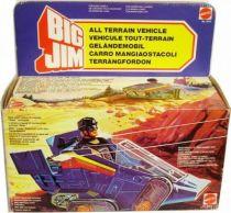 Big Jim Spy series - Mint in box All terrain Vehicle (ref.4015)