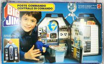 Big Jim Spy series - Mint in box Command Outpost (ref.7737)