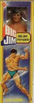 Big Jim Spy series - Mint in box Intrepid Big Jim