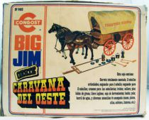 Big Jim Western series - Frontier Wagon (ref.9483) Congost