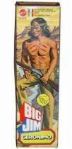 Big Jim Western series - Mint in box Geronimo (ref.2179)