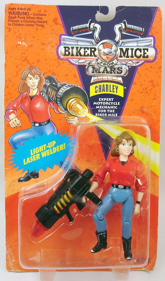 Biker Mice from Mars - Charley - Galoob