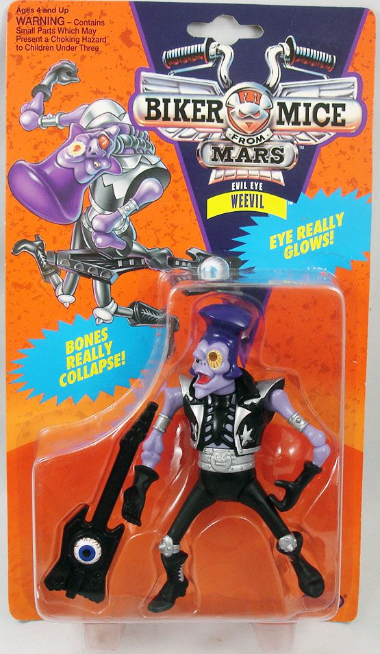 Biker Mice from Mars - Evil Eye Weevil - Galoob