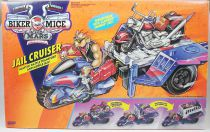 Biker Mice from Mars - Jail Cruiser - Galoob
