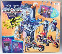 Biker Mice from Mars - Scoreboard Hideout - Galoob GIG