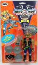 Biker Mice from Mars - Throttle - Galoob GIG