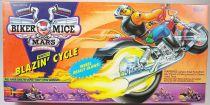 Biker Mice from Mars - Throttle\'s Blazin\' Cycle - Galoob