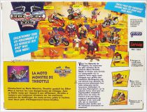 Biker Mice from Mars - Throttle\'s Martian Monster Bike - Galoob-Lansay