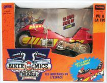 Biker Mice from Mars - Vinnie\'s Radical Rocket Sled - Galoob-Lansay