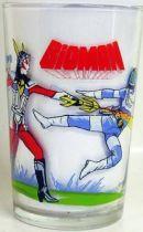 Bioman - Bioman - Amora drinking glass \\\'\\\'Farah & Saïgon\\\'\\\'