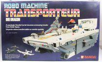 Bioman - DX Bio Dragon Transporter Base (Machine Robo box)