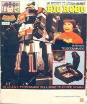Bioman - Radio-Controlled Bio Robo
