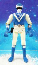 Bioman 3 Liveman - Bandai - Blue Dolphin loose plastic figure