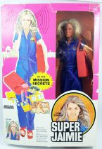 Bionic Woman - 12\'\' Doll - Jaime Sommers (Mission Purse) - Meccano
