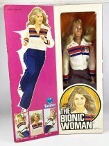 Bionic Woman - 12\'\' Kenner Doll - Jaime Sommers (mint in box)