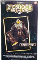 Bioshock 2 - Subject Omega & Little Sister + Bunny Splicer Mask - NECA