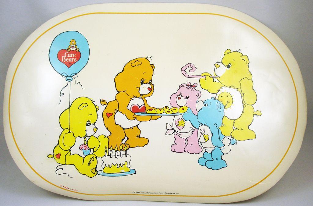 Bisounours - Set de table ovale Le goûter d\'anniversaire - Dorette