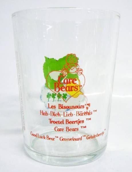 Bisounours - Verre à Moutarde Amora - Grosveinard