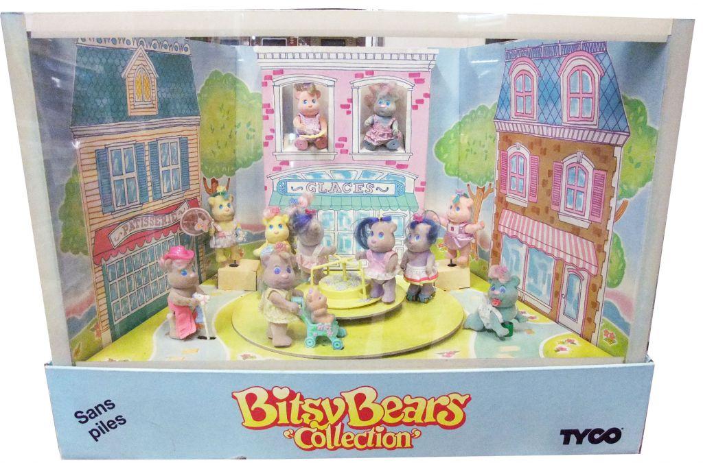 Bitsy Bears - Tyco - Motorised Display Store
