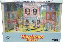 Bitsy Bears - Tyco - Présentoir de Magasin Animé Motorisé