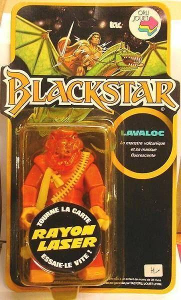 Blackstar - Lavaloc (Orli-Jouet)
